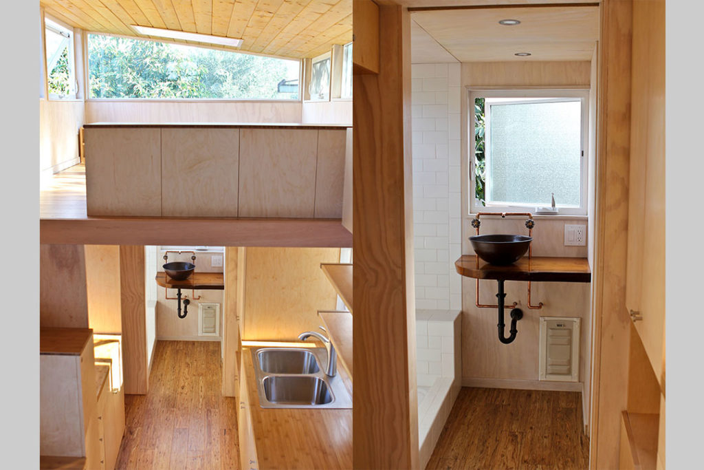 LIGHT HAUS Tiny House Full Features List