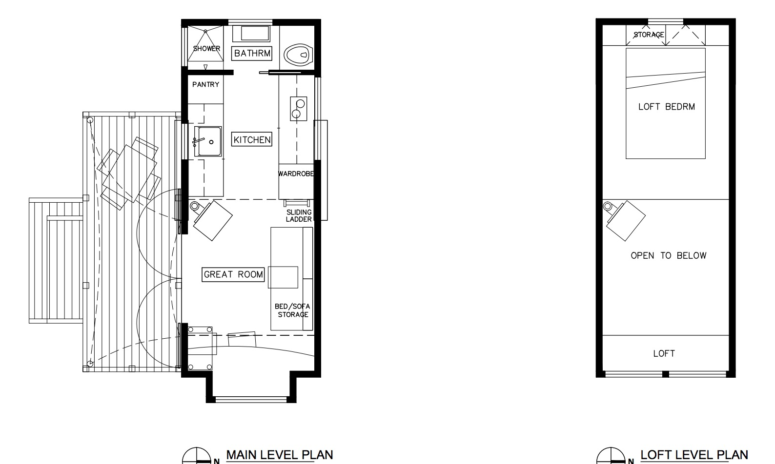 Sol Haus Floor Plan