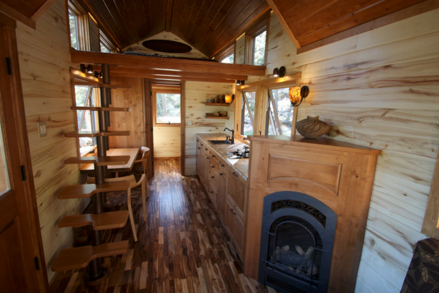 SimBLISSity 24' Aspen Tiny House