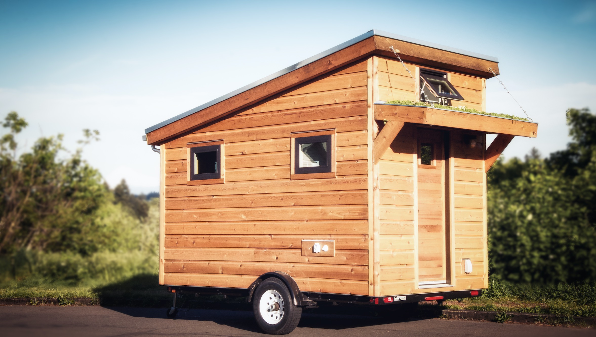 Salsa Box tiny house plans