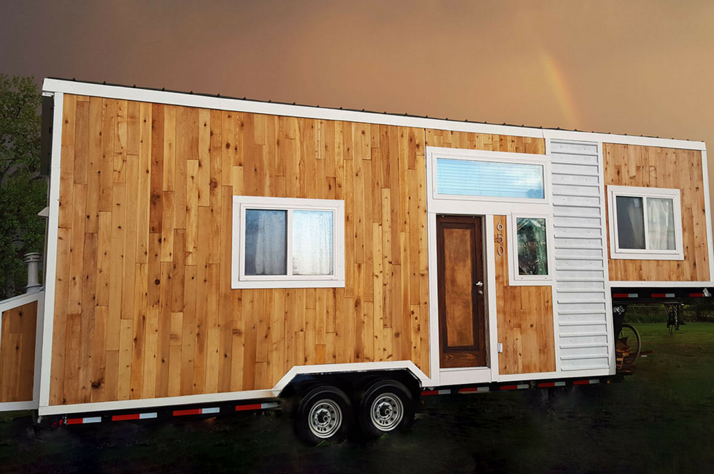 Terraform One Tiny House 32'x8'6