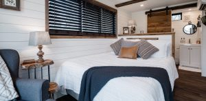 Cargo Home Tiny House bedroom